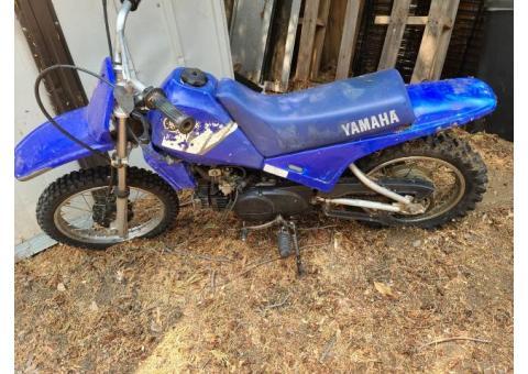 Small Yamaha